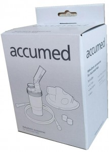 Akcesoria do inhalatora Accumed NF80 (VAT)